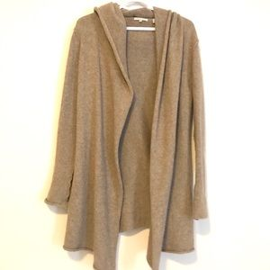 Vince wool and cashmere cardigan size small